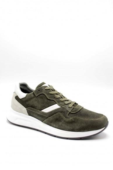 Nero giardini Sneakers F.gomma E001491u Uomo Verde Fashion