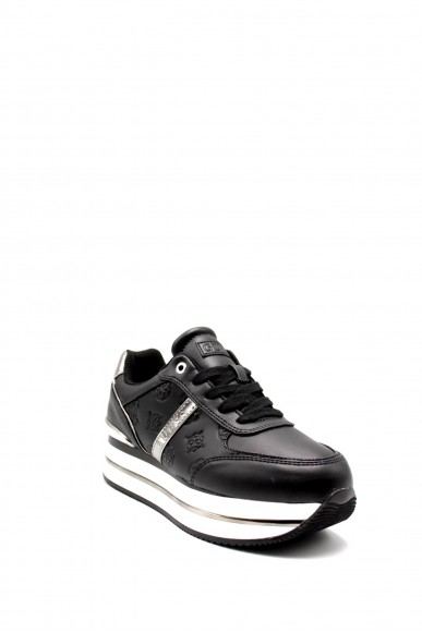 Guess Sneakers F.gomma I-dafnee-eu Donna Nero Fashion