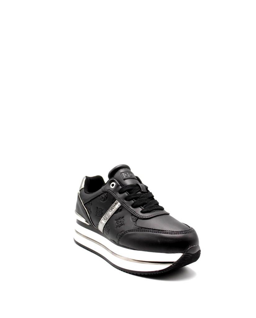 Guess Sneakers F.gomma I-dafnee-eu Donna Nero Fashion