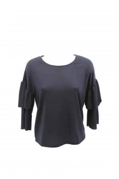 Vero moda Bluse Donna Blu Casual