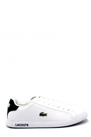 Lacoste Sneakers   Graduate lcr3 Uomo Bianco Fashion