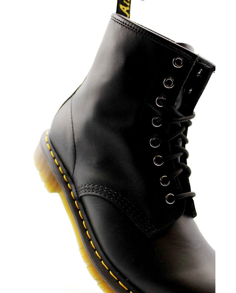 Dr. martens Stivaletti F.gomma 1460 nappa black Donna Nero Fashion