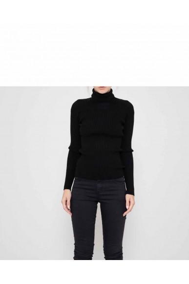 Silvian each Maglioni   Sweater shreveport Donna Nero