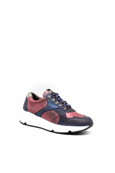 Exton Sneakers F.gomma 500 Uomo Blu Fashion