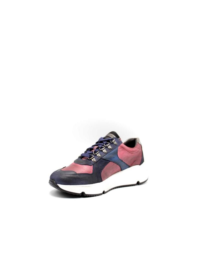 Exton Sneakers F.gomma 500 Uomo Blu Fashion