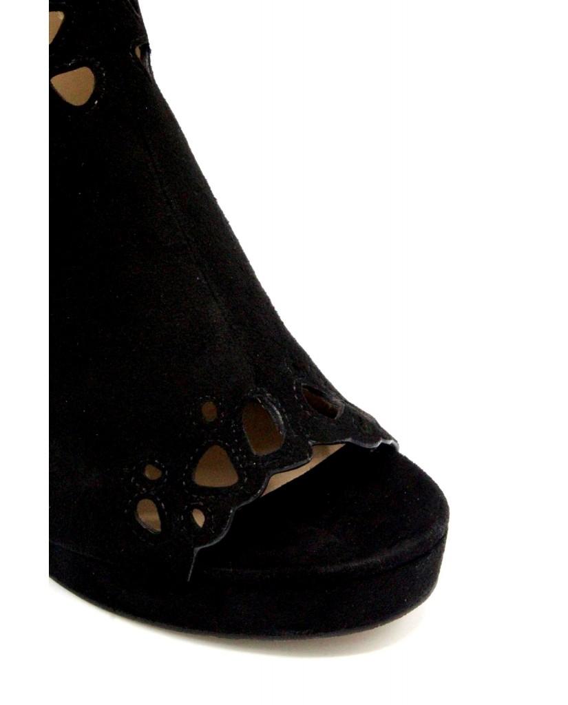 Apepazza Tronchetti F.gomma 36/41 Donna Nero Fashion
