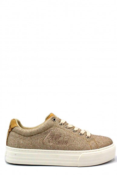1^classe  Sneakers F.gomma 35/40 Donna Cipria Fashion
