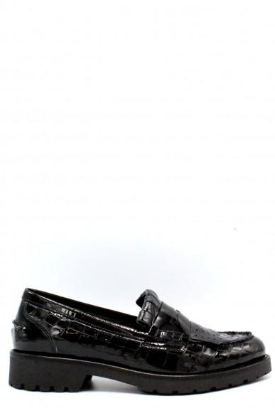 Nero giardini Mocassini F.gomma Sioux perl nero vernice nero tr alp Donna Nero Fashion