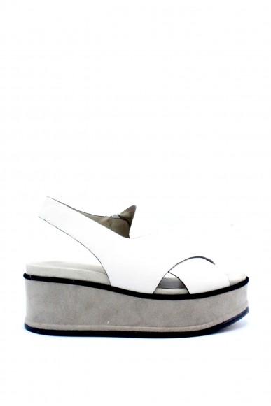 Elvio zanon Sandali F.gomma 36/41 Donna Avorio Fashion