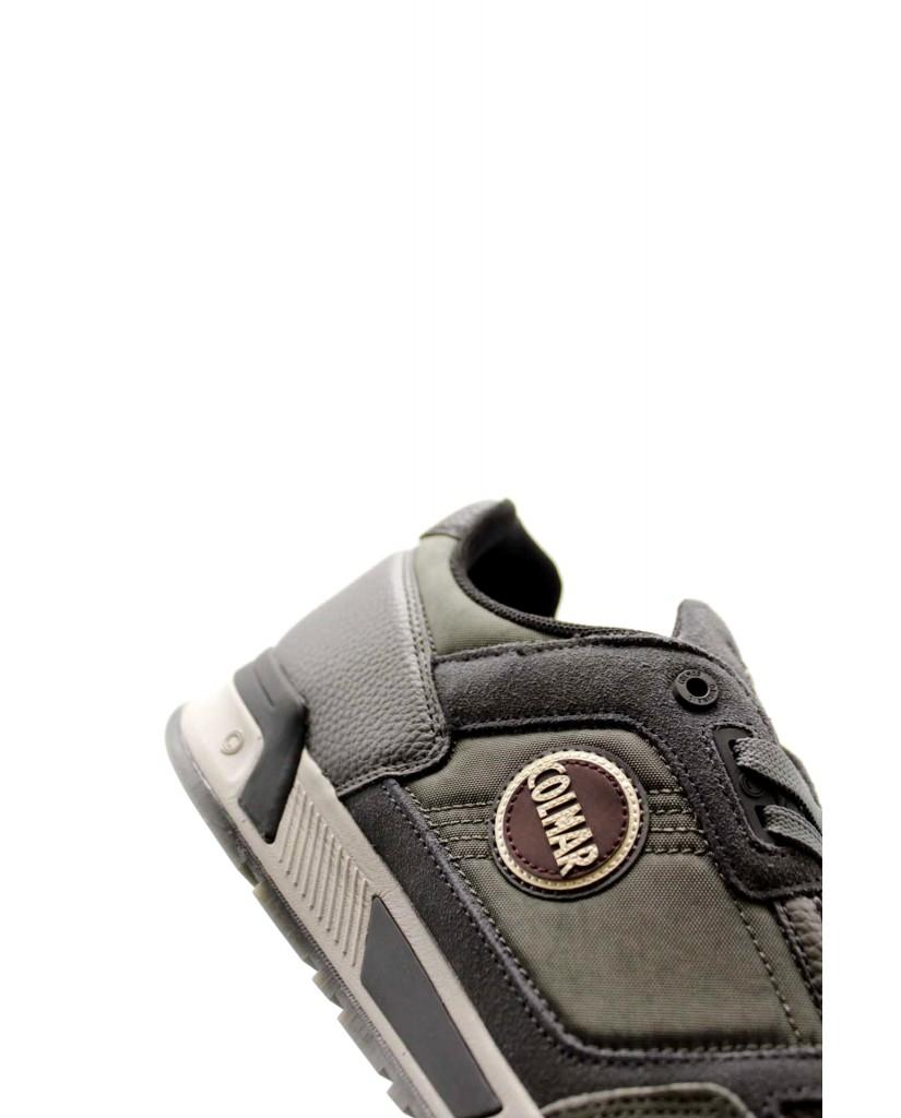 Colmar Sneakers F.gomma Supreme pro mono dk gray 034 clm Uomo Grigio Fashion