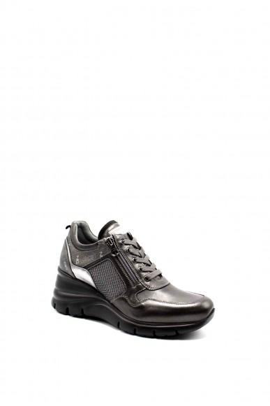 Nero giardini Sneakers F.gomma Nappa pandora i116880d Donna Antracite Casual