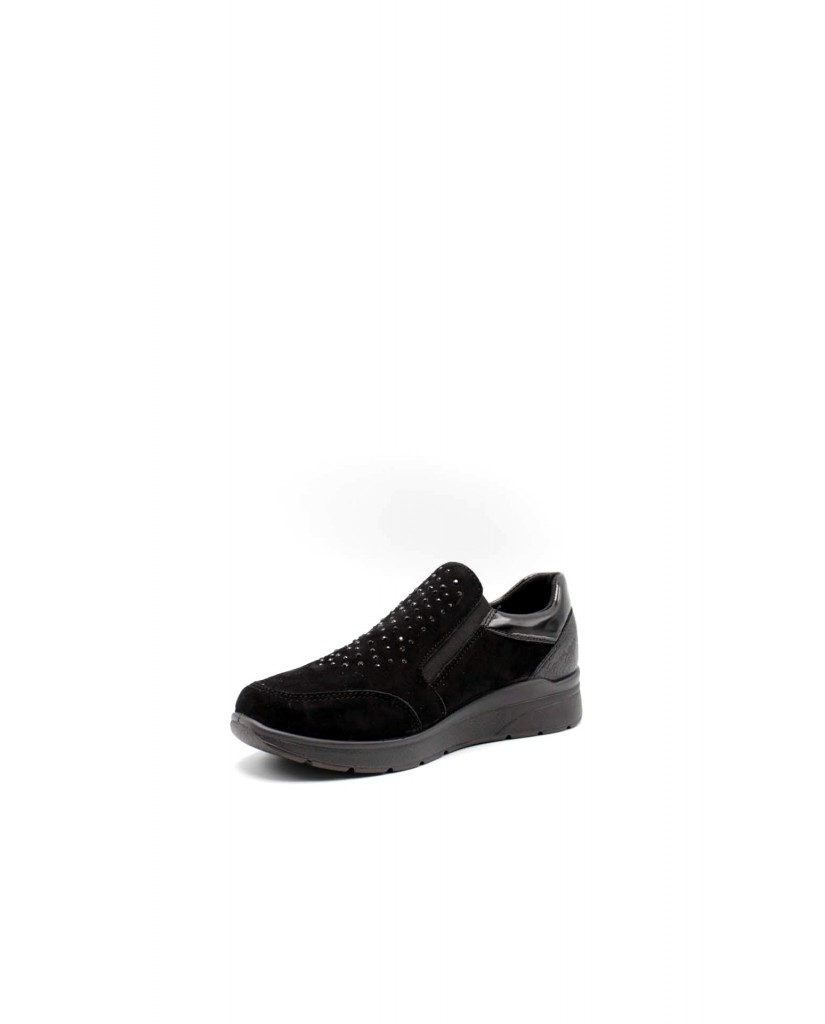 Enval soft Sneakers F.gomma D af 62791 Donna Nero Casual