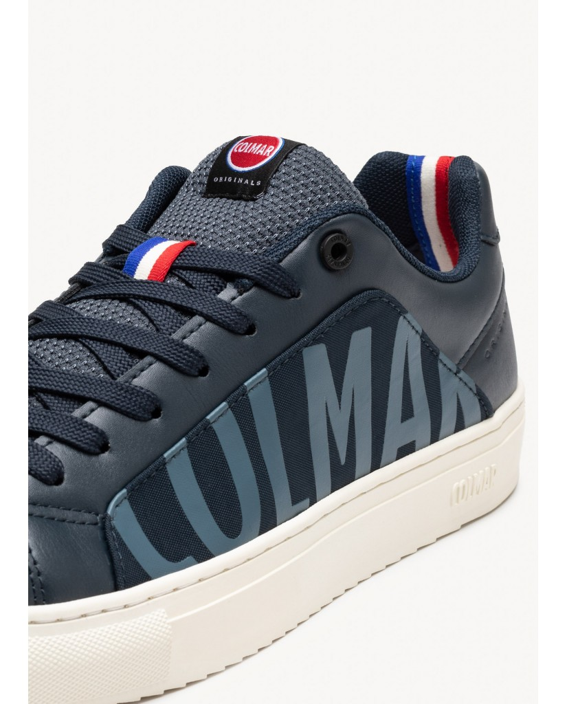 Colmar Sneakers F.gomma Bradbury out Uomo Blu Fashion