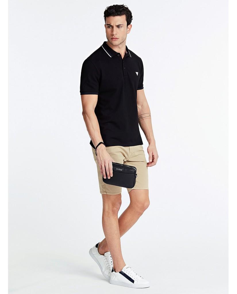 Guess Beauty   Dan pu small necessaire Uomo Nero Fashion