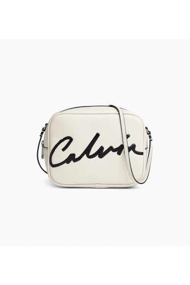 Calvin klein Beauty   Ckj sculpted large c Donna Grigio Fashion