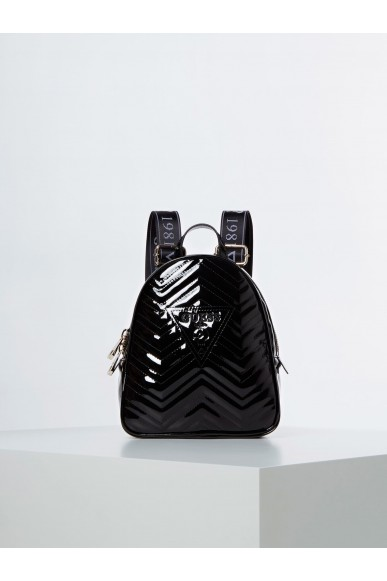 Guess Backpacks Zana backpack Donna Nero Fashion