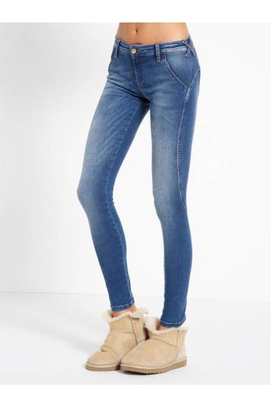 Met Jeans Donna Blu Casual
