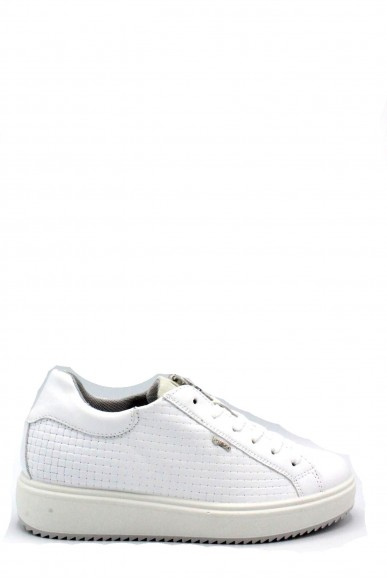 Igieco Sneakers   Donna Bianco Fashion