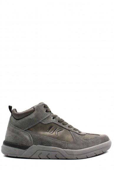 Lumberjack Sneakers F.gomma Leo Uomo Grigio-nero Casual