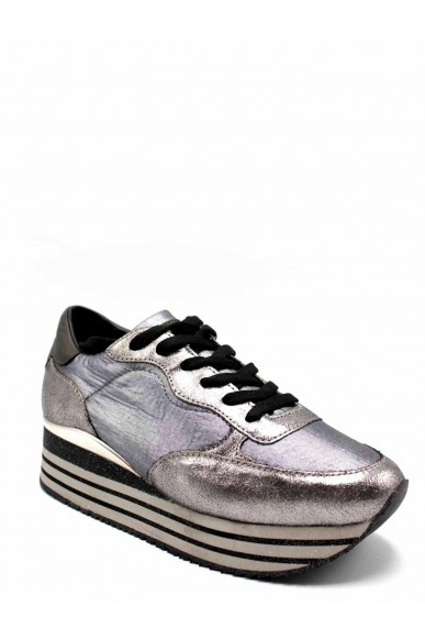 Crime london Sneakers F.gomma Donna Grigio Fashion