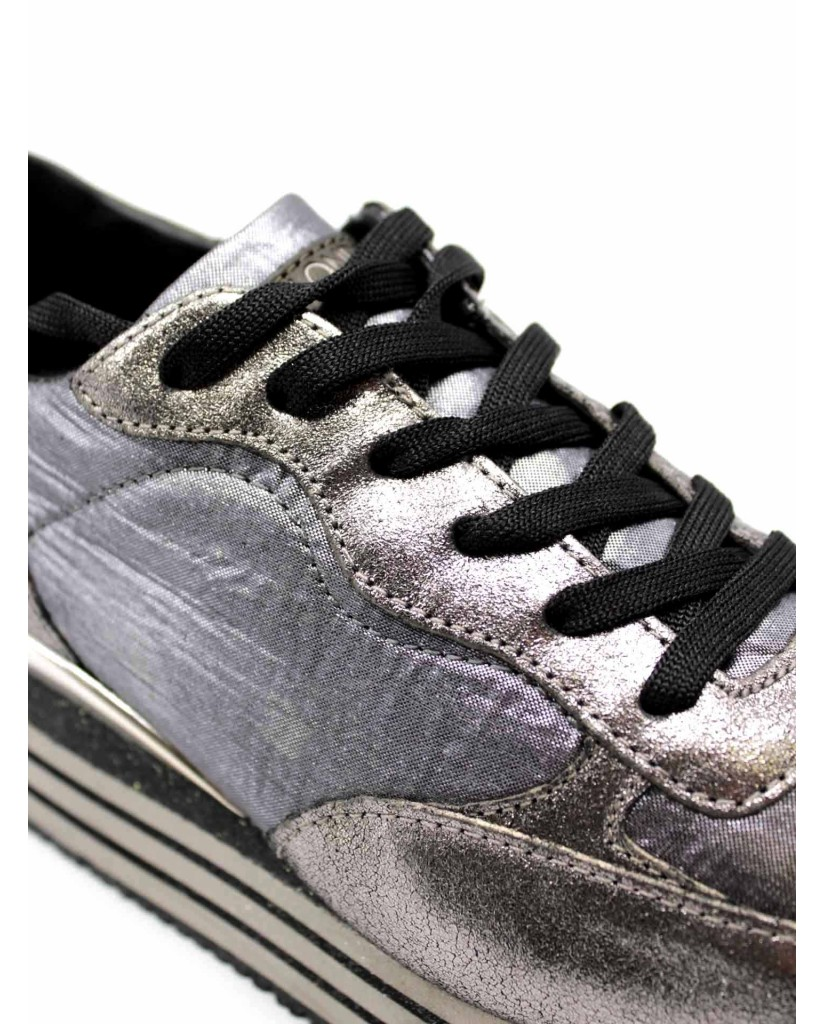 Crime london Sneakers F.gomma Donna Grigio Fashion