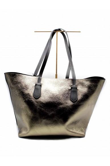 Patrizia pepe Borse - Fall winter 18 Donna Argento-nero Fashion