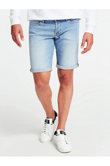 Guess Bermuda   Sonny short Uomo Blu Fashion
