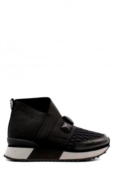 Ape pazza Sneakers F.gomma 36-40 rita Donna Nero Casual