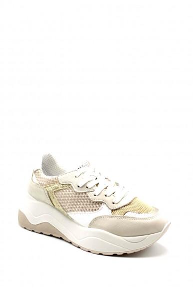 Igieco Sneakers F.gomma Dev 71540 Donna Beige Casual