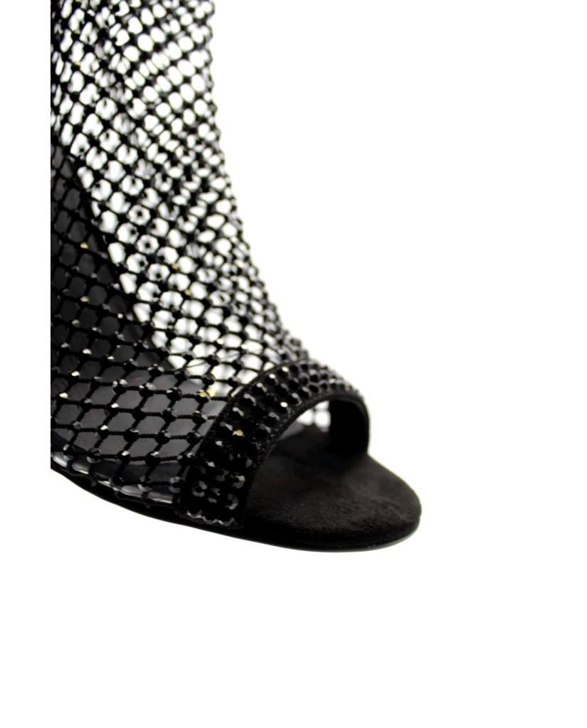 Guess Stivaletti F.gomma Kella/stivaletto (bootie)/leat Donna Nero Fashion