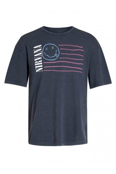 Jackejones T-shirt Uomo Casual