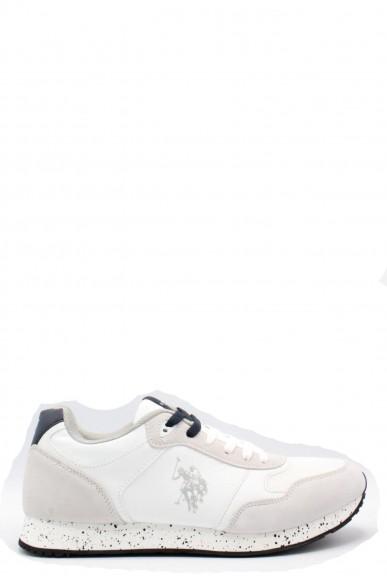 Us polo Sneakers F.gomma 40/46 tiguan Uomo Bianco Fashion