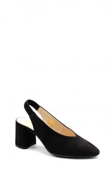 Wonders Decollete F.gomma 36/40 l9740 Donna Nero Fashion