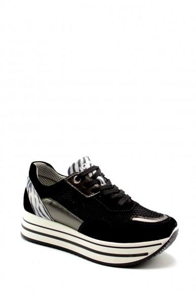 Igieco Sneakers F.gomma Dky 71522 Donna Nero Casual