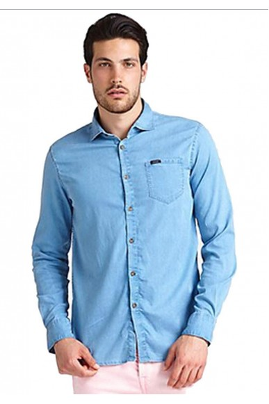 Guess Camicie   Clyde ls shirt Uomo Jeans Fashion