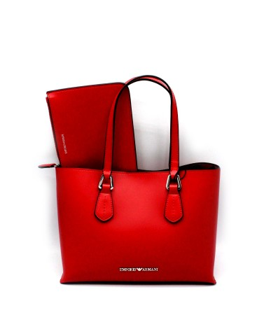 Emporio armani Borse - Shopping bag   y3d084 yh19e Donna Rosso Fashion
