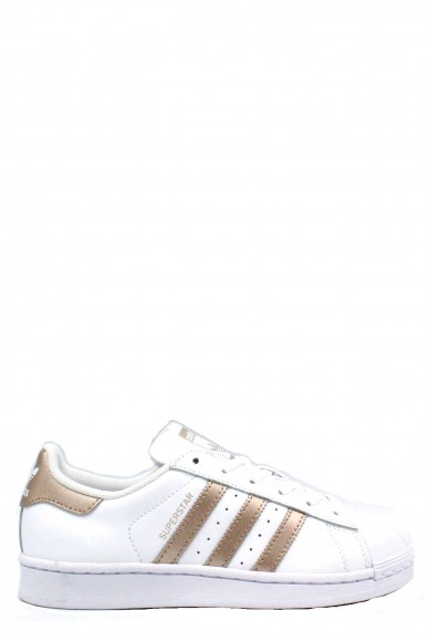 Adidas Sneakers F.gomma 35/41 superstar Donna Bianco Sportivo
