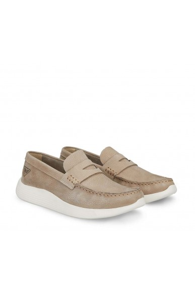 Docksteps Mocassini F.gomma Independent low m 084 nubuck sand Uomo Beige Casual