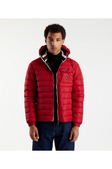 Refrigiwear Giacchetti   Hunter jacket Uomo Rosso Fashion