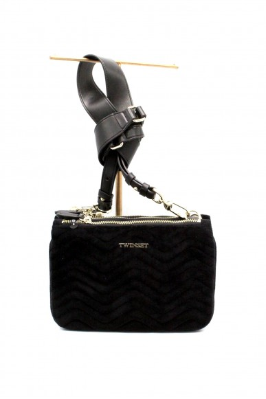 Twin set Borse - Tracolla Donna Nero Fashion