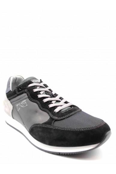 Nero giardini Sneakers F.gomma Camo.colorado nero t.dragon 103 ner Uomo Nero Casual
