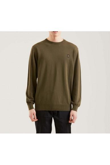 Refrigiwear Maglioni   Ben pullover Uomo Verde Fashion