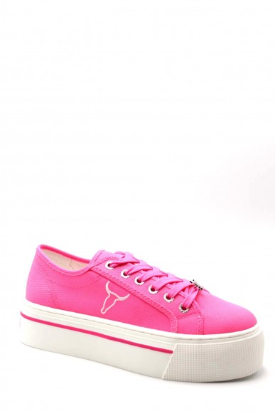 Windsor smith Sneakers F.gomma 36-41 ruby Donna Rosa Casual