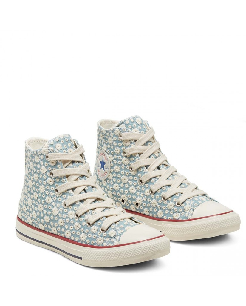 Converse Sneakers F.gomma Chuck taylor all star Bambino Jeans Fashion