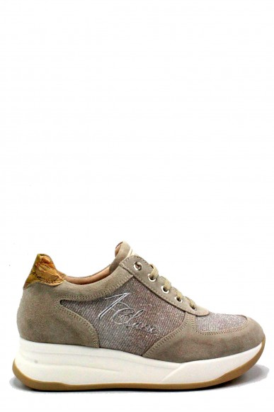 1^classe  Sneakers F.gomma 35/40 Donna Avorio Fashion