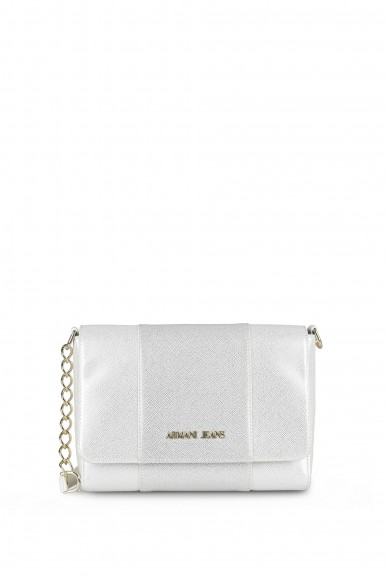 Armani jeans Borse Borsa a spalla Donna Silver Fashion