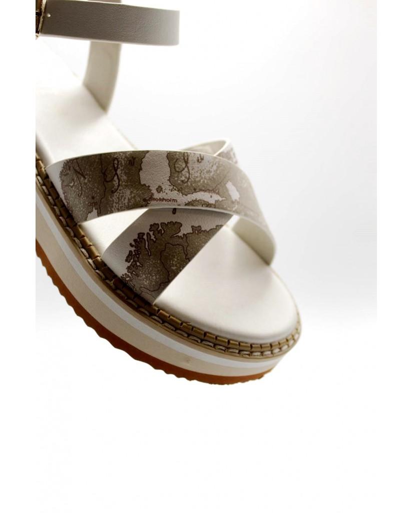 1^classe  Sandali F.gomma Sandalo n0591 0326 Donna Safari Fashion