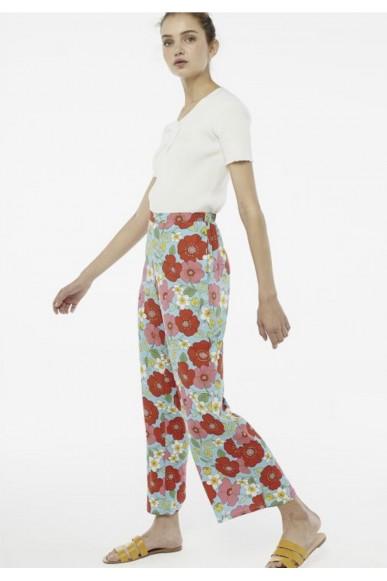Compagnia fantastica Pantaloni   Sp20han35 Donna Fantasia2 Fashion