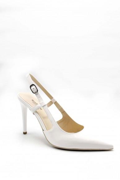 Nero giardini Decollete F.gomma E011040de Donna Bianco Fashion