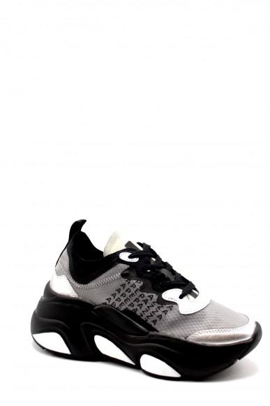 Apepazza Sneakers F.gomma Suzanne Donna Nero Fashion